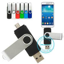 OTG U-disk 32GB Mobile Phone Memory Flash Stick to Samsung USB2.0 Pen Drive Disk