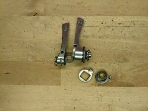 Campagnolo Syncro II C-Record downtube friction shift lever right left road bike