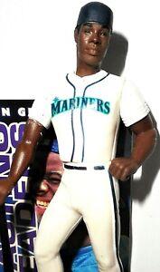 Starting Lineup KEN GRIFFEY JR 1996 EXTENDED seattle mariners 24 baseball card