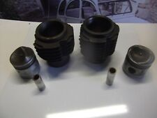 Citroen 2cv Barrels/pistons with new piston rings for 425cc models