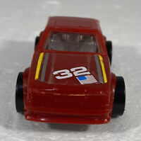 1987 Remco Toys Ford Fox Body Mustang Vintage Diecast Car Race Car #32 Stickers