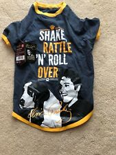 New listing Elvis Presley Pet Collection Xl Dog Soft T-Shirt New With Tag