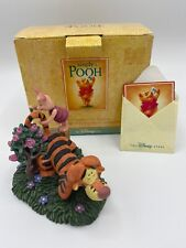 Disney Simply Pooh Figurine - Little Friends Can Often Be Great Friends 9cm Tall