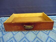 1x Schublade Schubladen Holzkiste Schubkasten shabby chic Vintage