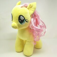 BUILD A BEAR YELLOW MY LITTLE PONY FLUTTERSHY PEGASUS STUFFED ANIMAL TOY PLUSH