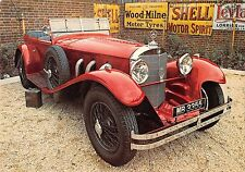 B99449 oldtimer car voiture mercedes benz straford upon avon motor museum uk