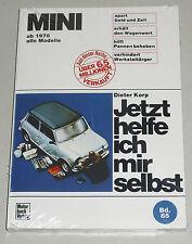 Reparaturanleitung Austin Leyland Mini + Innocenti + Cooper + Clubman ab 1970