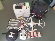 DJI Phantom 3 Professional 4K Drone con sacco di extra deve vedere AFFARE.