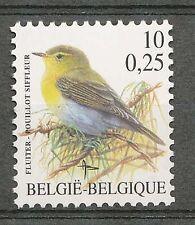 [154208] TB||**/Mnh || - BELGIQUE 2000 - N° 2936, pouillot siffleur, buzin, Oise
