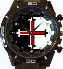 A Knights Templar New Gt Series Sports Wrist Watch FAST UK SELLER
