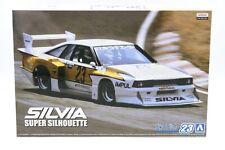 Nissan KS110 Silvia Super Silhouette 1982 in 1:24