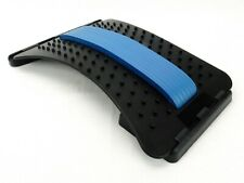 Back Stretcher, Lumbar Support, Pain Relief, 3 Adjustment Settings, Portable