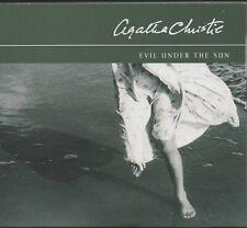 EVIL UNDER THE SUN by Agatha Christie ~ Three-CD Audiobook