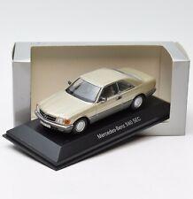 Minichamps B66040448 Mercedes Benz 560 SEC grau extrem selten , 1:43 , OVP, K088