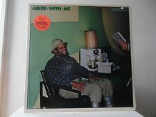 ABIDE - WITH ME - DENON RECORDS-YX-7528-ND - STEREO - NEW - MINT