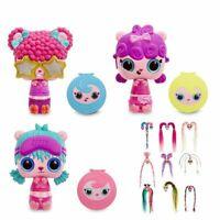 Kids Girls Gift Doll Pop Hair Surprise Assortment One Supplied in Randomly