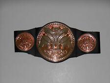 WWE 2010 Mattel TAG TEAM CHAMPIONSHIP Youth Kids Leather WRESTLING BELT BATISTA