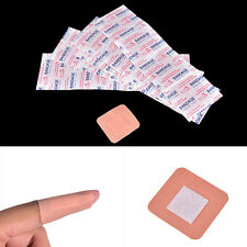 20Pcs/Pack Waterproof Medical Adhesive Wound Dressing Band Aid Bandage ^