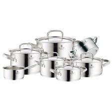WMF Kochgeschirr-Set Gourmet Plus 7 tlg. Topfset Kochtopfset NEU+OVP 0720076030