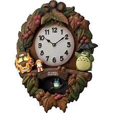 Rhythm Watch My Neighbor Totoro Melody Wall Clock M429 Totoro 4MJ429-M06 Japan