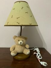 Authentic Eddie Bauer Teddy Bear Lamp