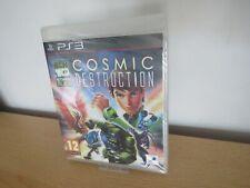 Ben 10 Cosmic Destruction Ps3 new sealed