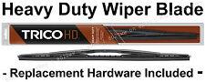 """Trico 63-201 20"""" Wiper Blade - Heavy Duty Five Bar w/ Saddle Attachment (Black)"""