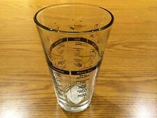 Bartender's Liquor Measuring Mixer Glass 16.2 oz. Drink Recipes Glasses * NEW