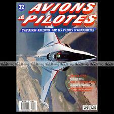 AVIONS & PILOTES N°32 RAFALE A F 110 D SUPER SABRE VIET-NAM PHANTOM BOEING 707
