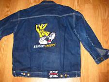 Iceberg Jeans Jacket Bugs Bunny Logo Italy Med