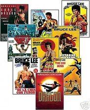 Bruce Lee Filmplakat Trading Card Set