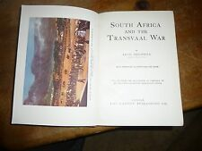 South Africa and the Transvall War. Louis Creswicke. Vol.VI.