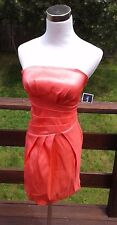 NWT Romeo & Juliet Couture Coral Dress Small