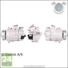 XQ4 Compressore climatizzatore aria condizionata Elstock VW CRAFTER 30-50 Piana