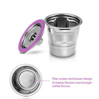 Stainless Steel Coffee Capsule Cup Reusable Refillable Pods for K-eurig Machines