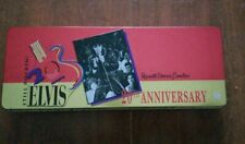 Elvis, Still Rockin 20th Anniversary Chocolate tin by Russel Stover
