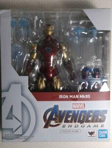 Bandai S.H.Figuarts Avengers: Endgame Iron Man MK 85 Mark 85 Genuine