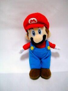Mario Party 5 Stuffed Toy Mario Sanei Hudson Soft 2003 Nintendo Japan Doll