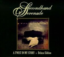 Secondhand Serenade : A Twist in My Story CD