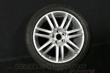 1St Audi A6 S6 4F 18 Zoll Alufelge Sommerreifen Reserverad Notrad 4F0601025AL