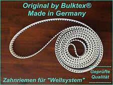 Bulktex® Riemen passend für Wellsystem Zahnriemen Keilriemen Hydro Jet Medical