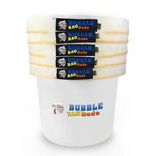 Bubblebagdude 5 Gallon 5 Bag Kit All Mesh Bubble Bags Extraction Bag