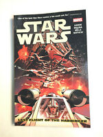 Star Wars LAST FLIGHT OF THE HARBINGER collecting comics #20-25 Graphic Novel