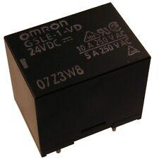 OMRON g5le-24 relais 24v DC 1xum 10a 1440r a Cubic power relay 854069