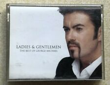 George Michael - Ladies and Gentlemen - double cassette