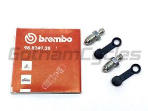 Brembo Brake Caliper Bleed Bleeder Air Valve Screw Nipple for Nissan 350Z