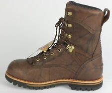 Red Wing Irish Setter Hunt Elk Tracker Leather Water Proof Hunting Boots 12 2E