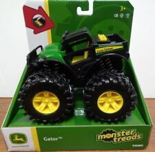 NEW John Deere Monster Treads XUV Gator, Lights & Sounds, Ages 3+ (TBEK37651G)