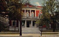 Postcard Masonic Temple in Kankakee, Illinois~122850