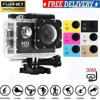 SJ4000 2.0 HD1080P Action Sport Camera 30M Waterproof US DV DVR Cam Camcorder US